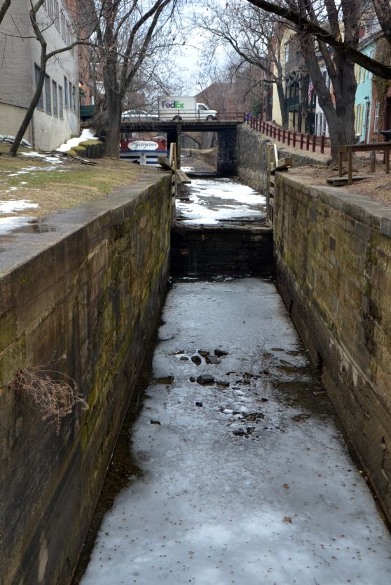 Has Hell frozen over?  Well, maybe not...but the C&O Canal has.