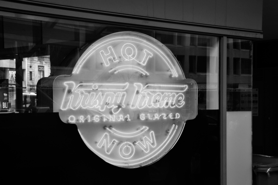 HOT NOW:  A Tale of Krispy Kremes...