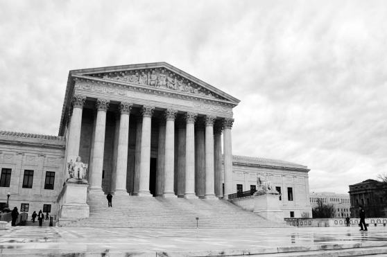 Equal Justice Under Law • United States Supreme Court Building