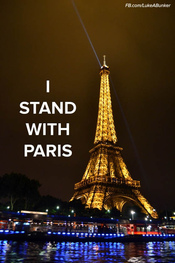 StandWithParis